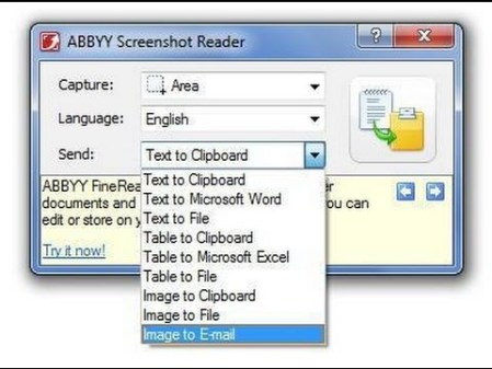 ABBYY Screenshot Reader 11.0.250 Crack & Keygen Available 2019