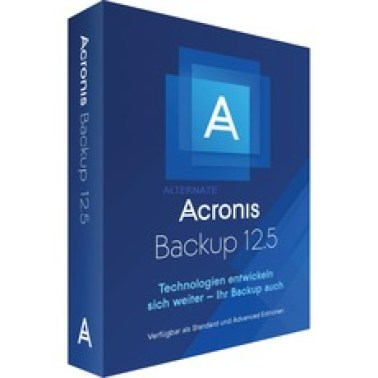 Acronis Backup 12.5 Build 14330 Crack