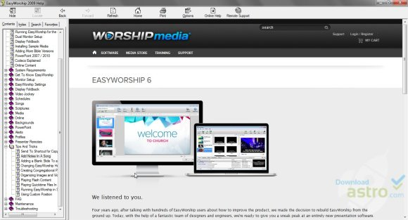 free download easy worship software full version with crack