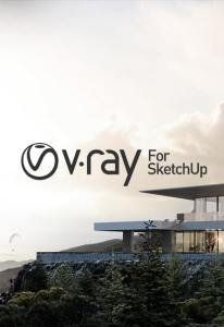 VRay for SketchUp 2019 Crack