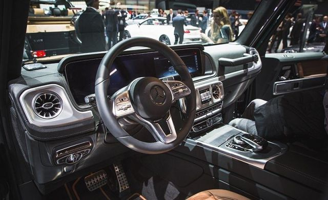 2019 Mercedes Benz G Wagon Interior 2019 2020 Suvs2019 2020 Suvs