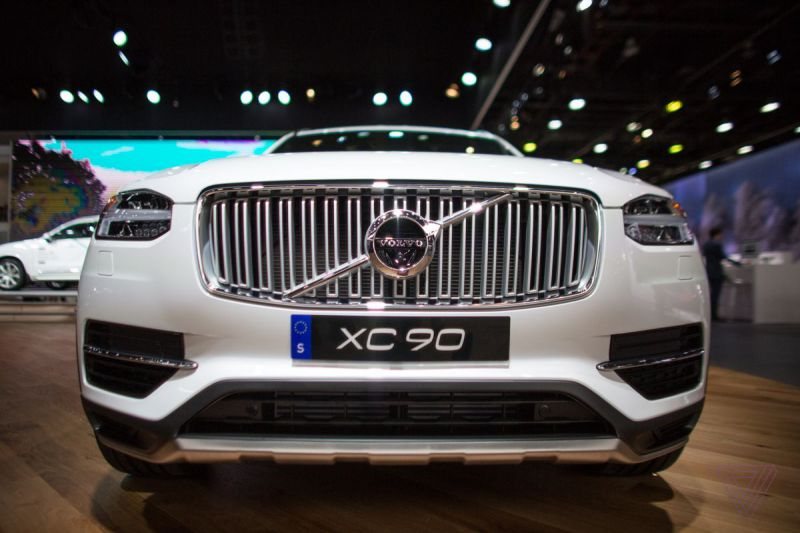 2019 Volvo XC90 Release Date, T8, Redesign