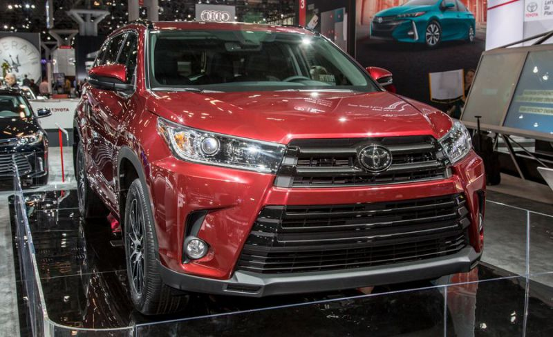 2019 Toyota Highlander Changes, Price, Redesign