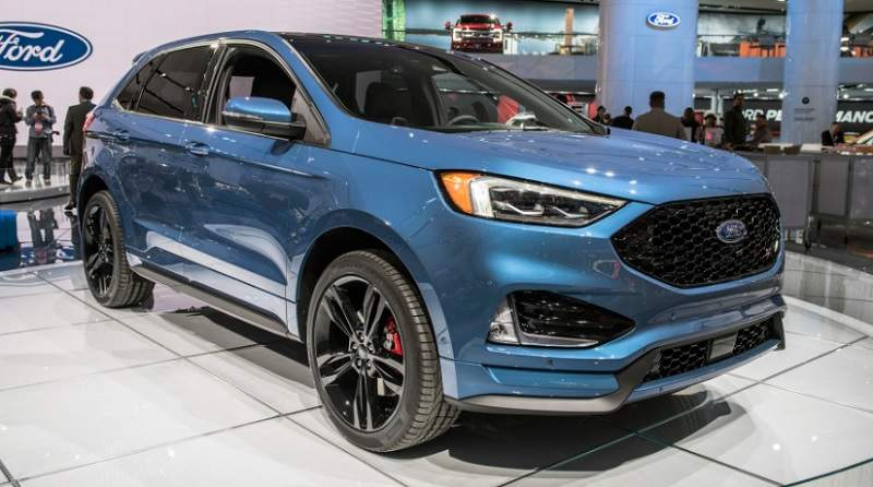 Ford Edge Gas Mileage >> 2019 Ford Edge Sport Review – Specs and Release Date ...