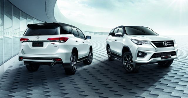 2019 Toyota Fortuner TRD Sportivo