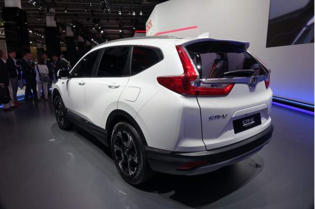 2019 Honda Cr V Hybrid Release Date In Us 2019 2020 Suvs2019