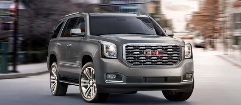 2020 GMC Yukon Concept and Denali Redesign