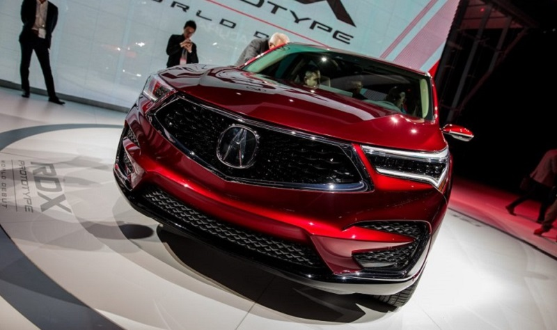 2020 Acura RDX Redesign and Release Date