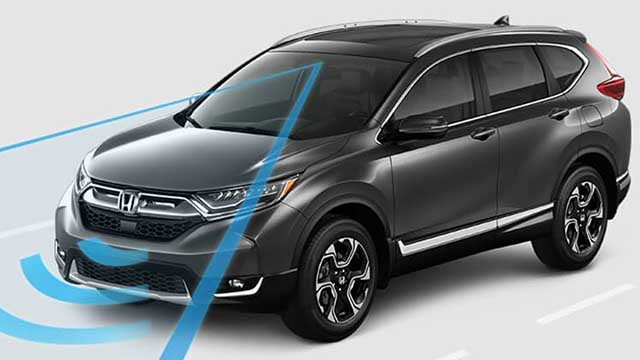 2020 Honda CR-V safety