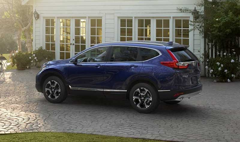 2020 Honda CR-V Spy Photos, Changes, Release Date