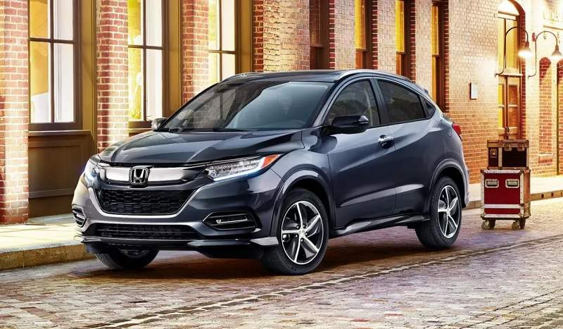 2020 Honda HR-V Redesign, Interior, Specs