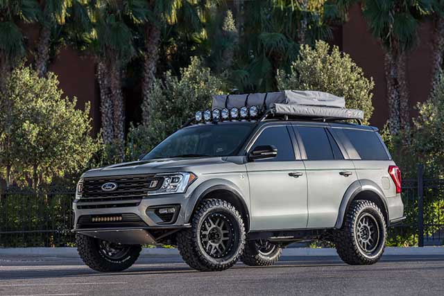 2020 Ford Expedition baja