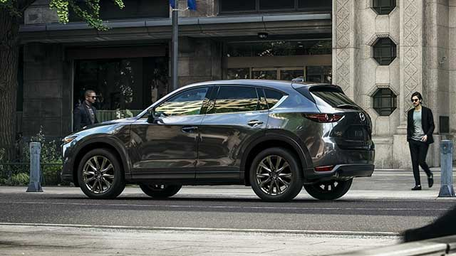 2020 Mazda CX-5 turbo