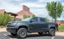 2018 Chevy Colorado ZR2 Side