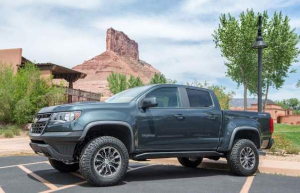 2018 Chevy Colorado ZR2 – Off-Road Pickup Truck - 2019 and ...