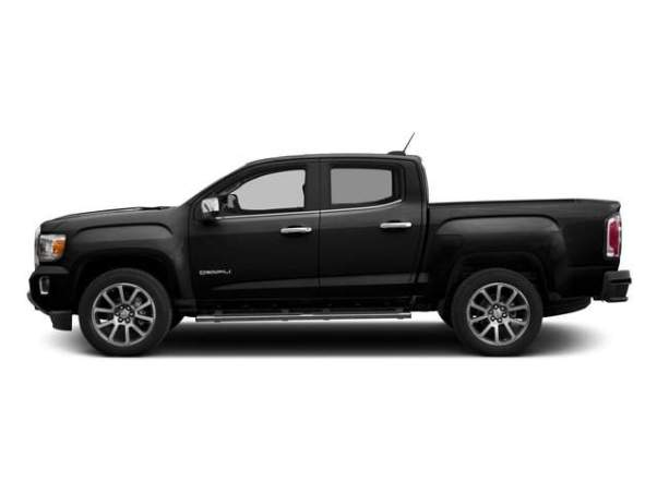 2018 GMC Canyon Denali side