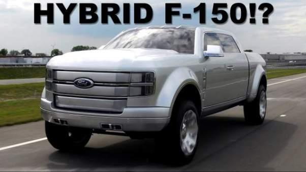 2019 Ford F-150 Hybrid