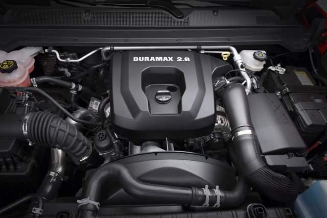 2019 GMC Sierra diesel