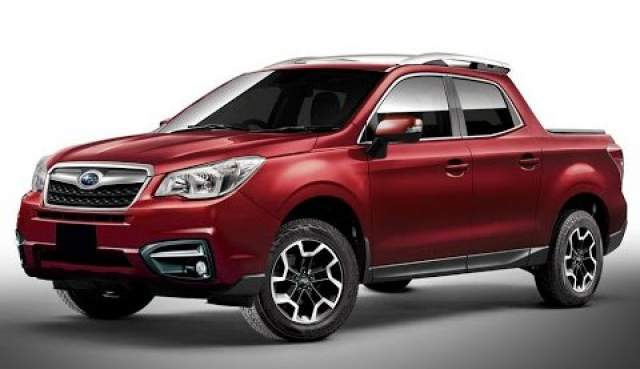 2019 Subaru Pickup Truck Concept Rumors - 2019 and 2020 ...