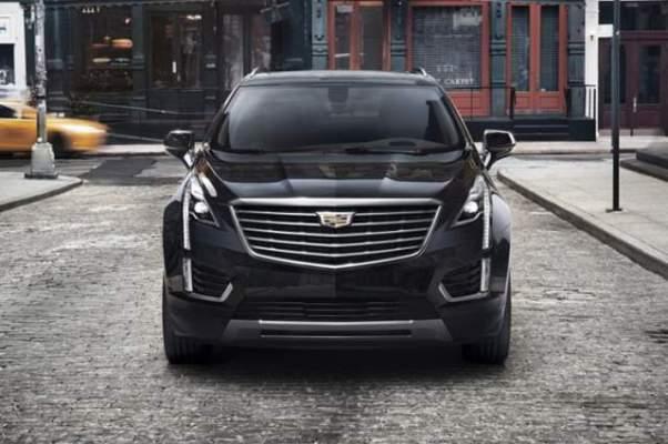 2018 Cadillac Escalade EXT