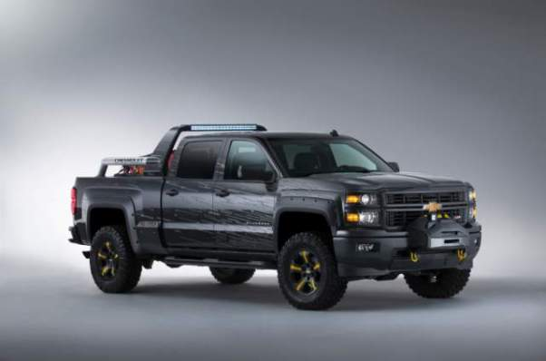 2018 Chevy Silverado Ss Concept Details And Speculations 2019 And