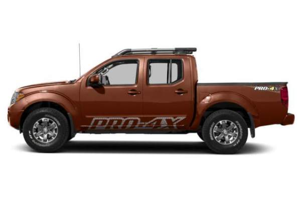 2019 nissan frontier heading into new generation 2019 and 2020 pickup trucks. Black Bedroom Furniture Sets. Home Design Ideas