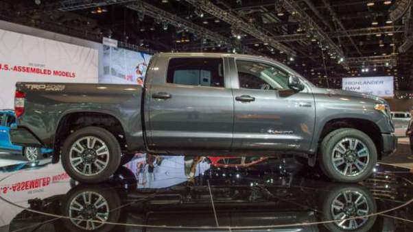2018 Toyota Tundra Diesel Release Date And Price 2019 And 2020