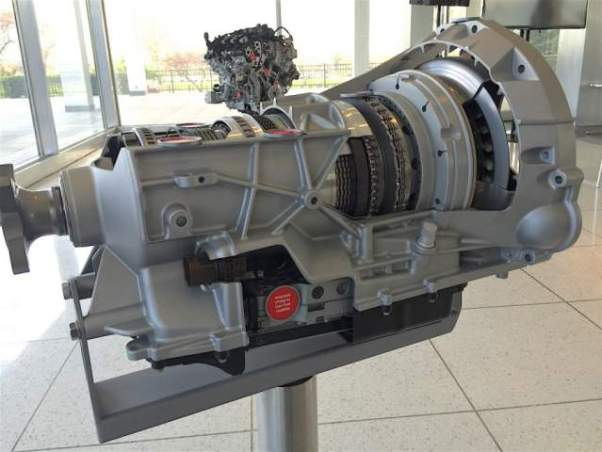 2019 Ford F-250 10-speed transmission