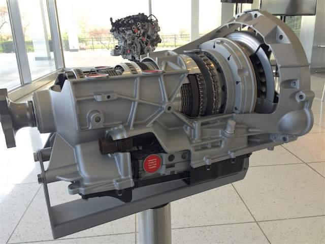 2019 Ford F-250 10-speed transmission