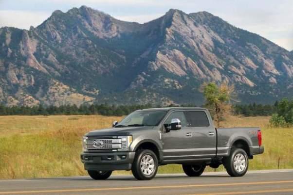 ford      super duty segment    pickup trucks