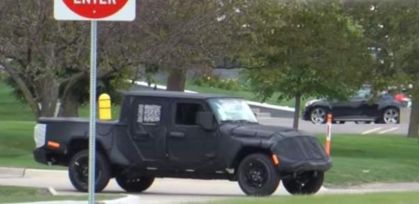 2019 Jeep Scrambler