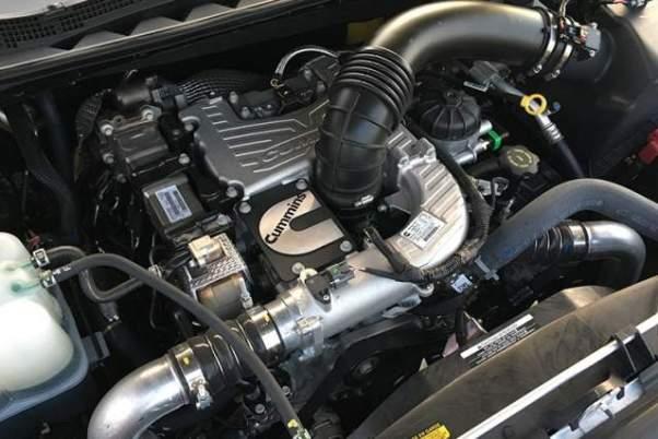 2019 Nissan Titan XD Diesel cummins