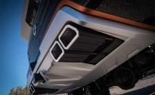 2019 Nissan Titan Diesel exhaust
