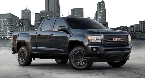 2019 Gmc Canyon Mid Cycle Refresh 2019 And 2020 Pickup Trucks