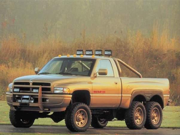 2020 Ram Power Wagon 6x6