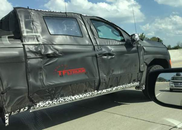 2020 Chevy Reaper Prototype Spied 2019 And 2020 Pickup Trucks