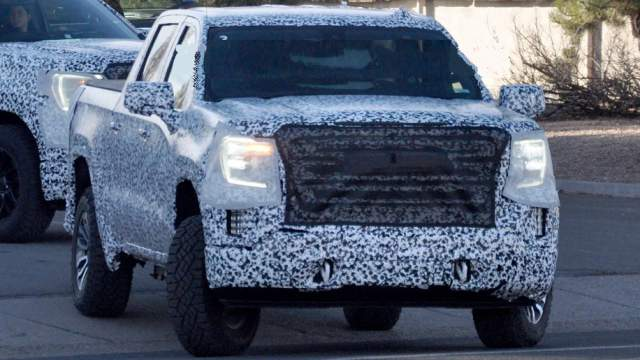2019 GMC Sierra 1500 All Terrain front