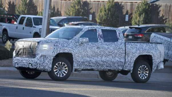2019 GMC Sierra 1500 All Terrain side