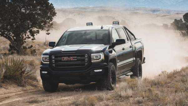 2019 GMC Sierra 1500 All Terrain