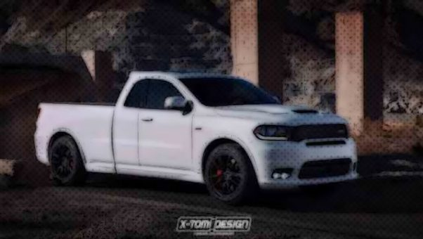 2019 Dodge Durango SRT Pickup Truck