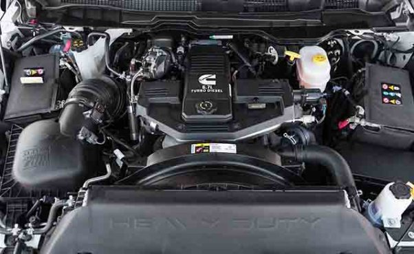 2019 ram 3500 cummins engine