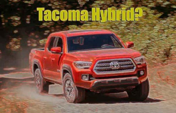 Toyota Tacoma Hybrid