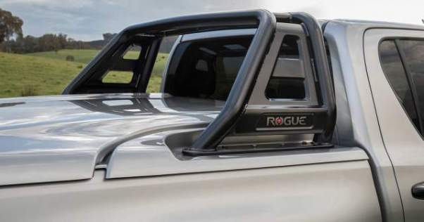 2018 Toyota HiLux Rogue bed
