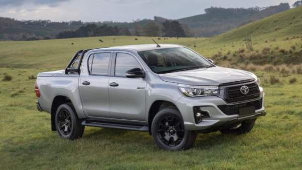 2018 Toyota Hilux Rogue Australian Family Ute 2019 And 2020 Pickup