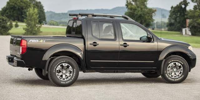 2019 Nissan Frontier Pro 4x Accessories And Manual Transmission