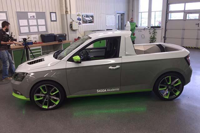 Skoda Pickup Concept