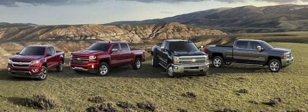 chevy and gmc trucks