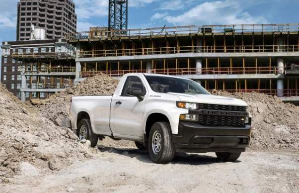 2020 Chevy Silverado 3500 HD