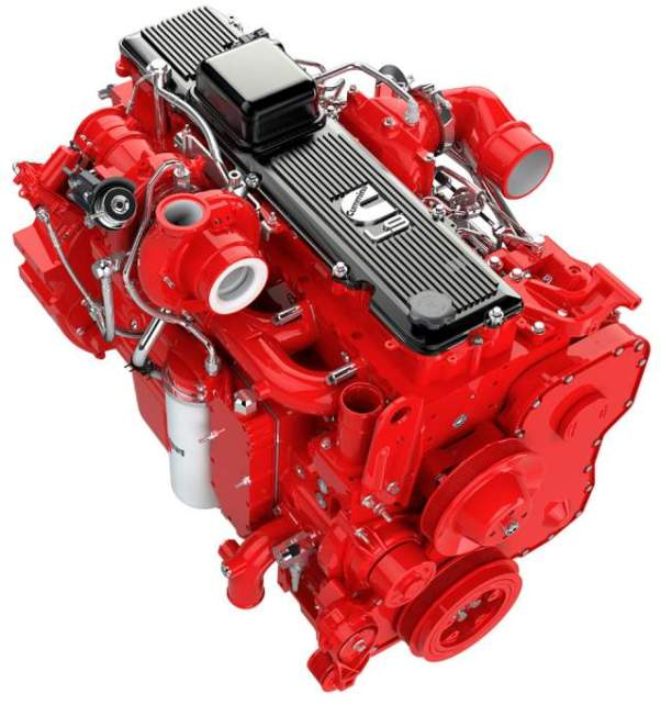 Cummins 6.7L Turbo Diesel Engine
