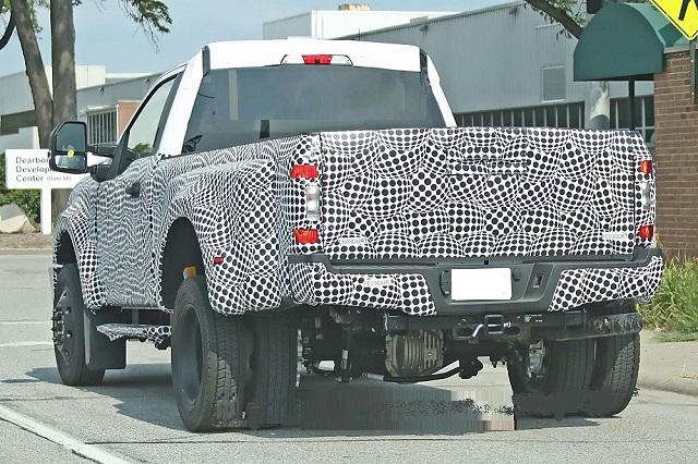 2020 Ford F-350 diesel